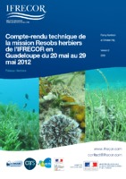 Kerninon & Hily_2013_Compte-rendu mission Resobs Herbiers_Guadeloupe_2012.pdf